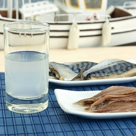 Crafted With Cradle: Live From Greece, The Ouzo [u-zo] Edition