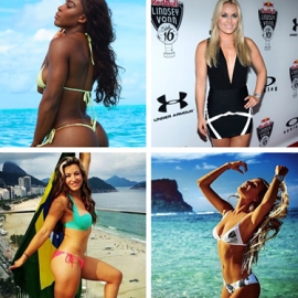 The Sexiest Female Athletes of All-Time